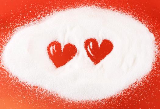 sugar-heart