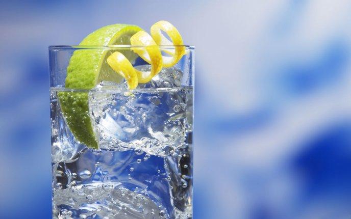 water-and-lemon